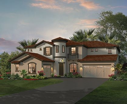 Kissimmee, FL New Construction Home by Park Square Homes