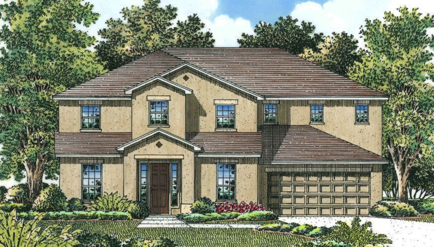 Winter Garden, FL New Construction Home by Royal Oak Homes