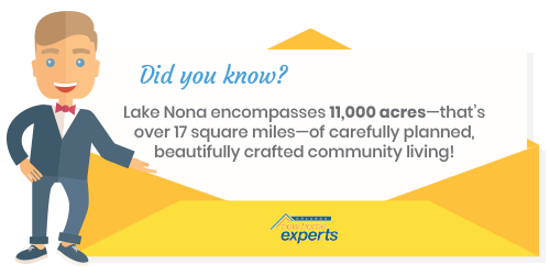Did You Know Lake Nona