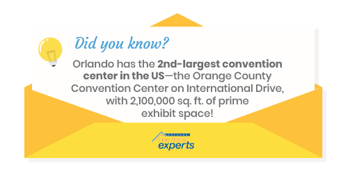 Did You Know Orlando Convention Center
